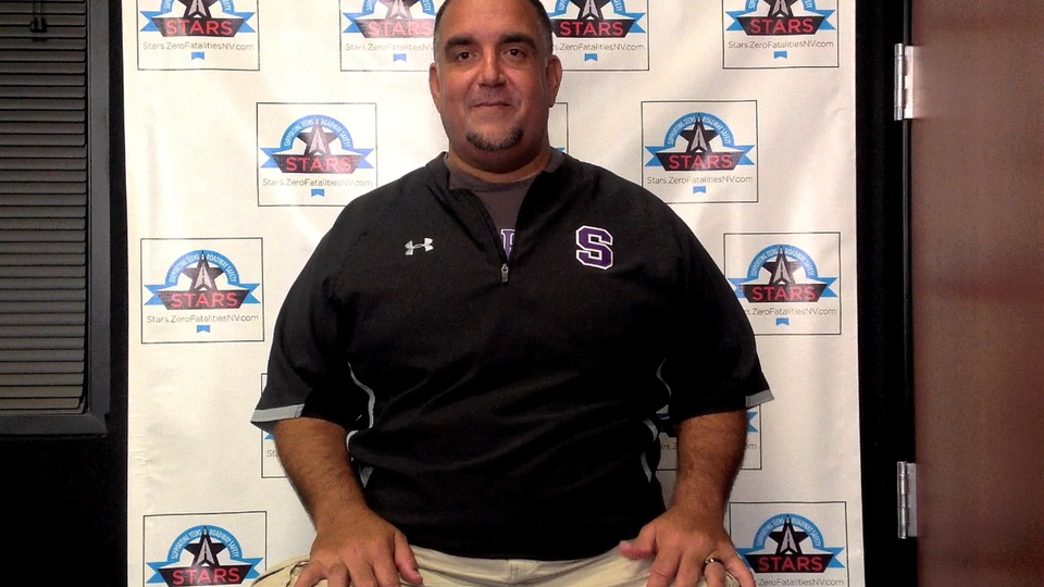 Andy Ostolaza, Silverado head coach