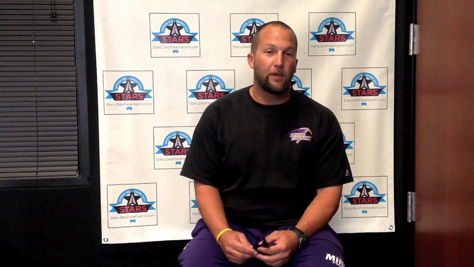 Ky Edwards, Sunrise Mountain head coach