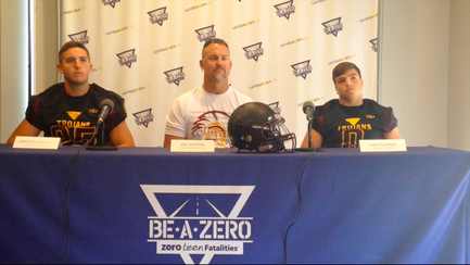 Pahrump Valley High School football preview