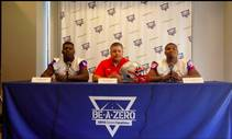 Las Vegas Sun sports editor Ray Brewer talks to Liberty High School's football coach and key players ahead of their 2014 season.