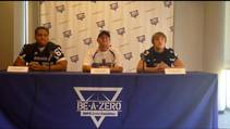 Las Vegas Sun sports editor Ray Brewer talks to Durango High School's football coach and key players ahead of their 2014 season.