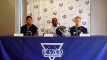 Las Vegas Sun sports editor Ray Brewer talks to Centennial High School's football coach and key players ahead of their 2014 season.