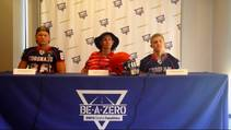 Las Vegas Sun sports editor Ray Brewer talks to Coronado High School's football coach and key players ahead of their 2014 season.
