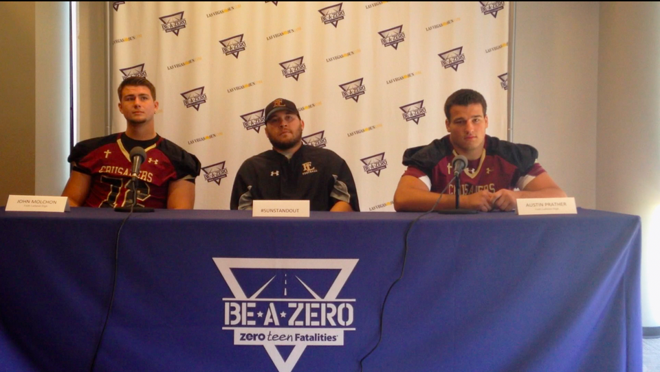 Faith Lutheran High School football preview 2014