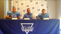 Las Vegas Sun sports editor Ray Brewer talks to Foothill High School's football coach and key players ahead of their 2014 season.