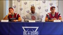 Las Vegas Sun sports editor Ray Brewer talks to Desert Oasis High School's football coach and key players ahead of their 2014 season.