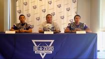 Las Vegas Sun sports editor talks to Silverado High School's football coach and key players ahead of their 2014 season.