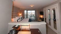 Cosmopolitan Las Vegas Room panorama