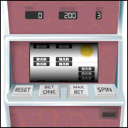 Interactive Slot Machine